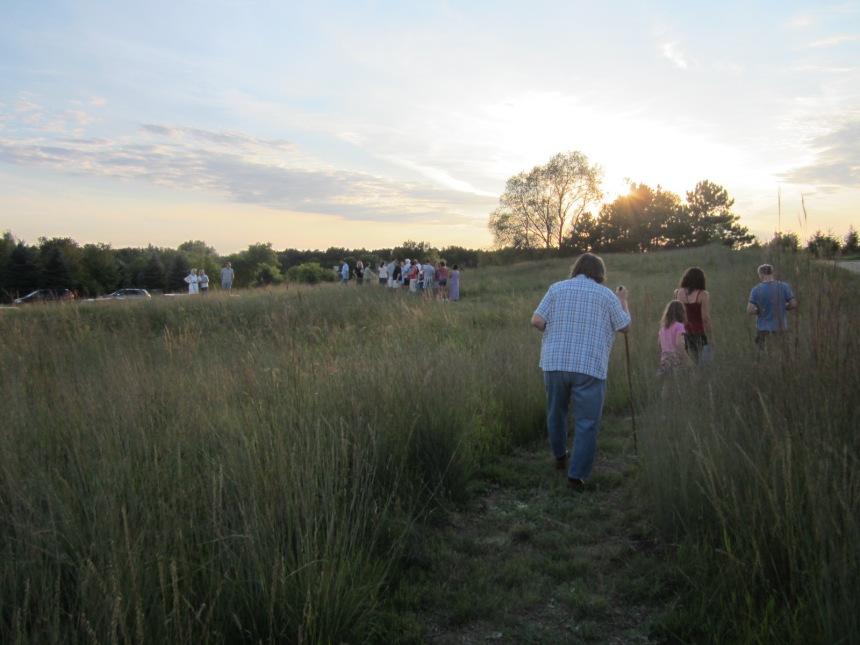 Olson prairie workshop 2012