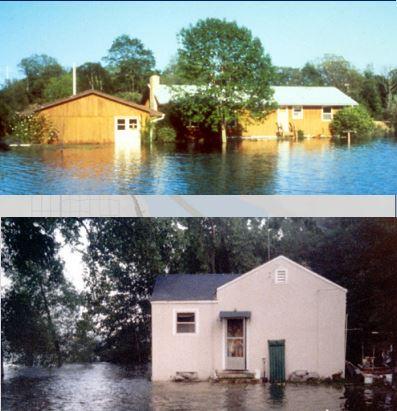 VBWD flooding